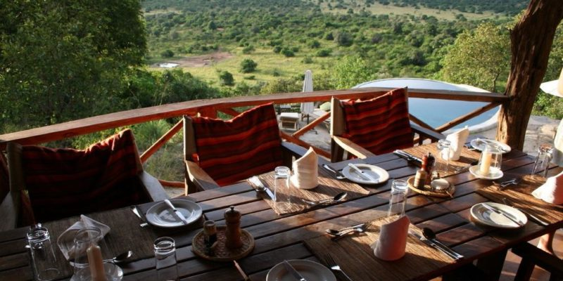 safari lodge - Uganda